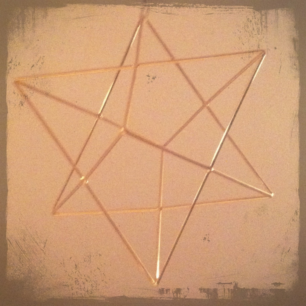 Merkaba Meditation, pyramid, flower of life symbol
